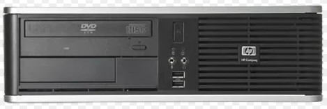 HP Compaq dc7800 Core 2 Duo  2.66GHz PC | FW203UP#ABA