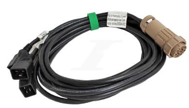 IBM Power 200-240V Power Cord | 610924-032 | 39M5445