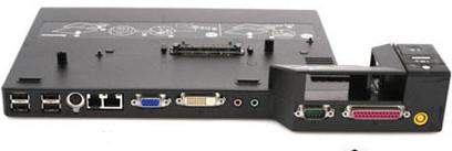 IBM ThinkPad 2504 Docking Station | 41W6563 | 41W6562