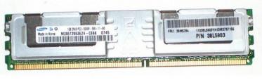 38L5903 | 39M5784 |  IBM 1GB PC2-5300 Memory