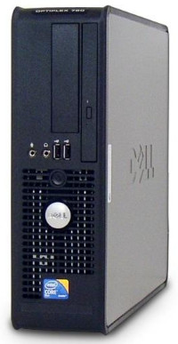 Dell Optiplex 780 Core 2 Duo 3.2GHz PC