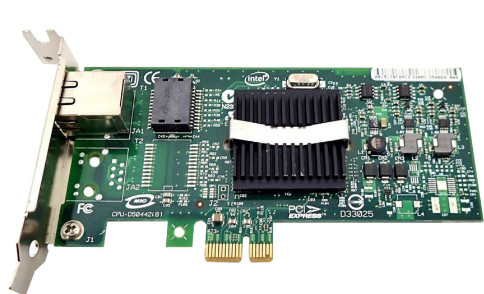 398650-001 | 398754-001 | HP  Intel PRO/1000 Gigabit PCI-E 1 Port NIC Card