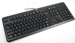 HP PS/2 Keyboard | 672646-003