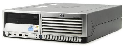 HP Compaq dc7600 P4 3.4GHz PC | EQ419UC#ABA