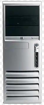 HP Compaq dc7100 Pentium 4 3.0GHz Convertible Tower | PJ075UA#ABA