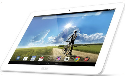 Acer Iconia 10 Tablet 16GB Marble White