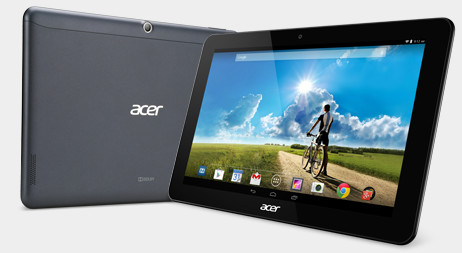 Acer Iconia 10 Tablet 16GB Shale Black