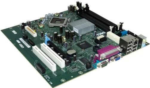 Dell Optiplex 755 System Board | 0GM819 | GM819