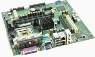 D7726 | Optiplex GX280 | Dell System Board | 0D7726
