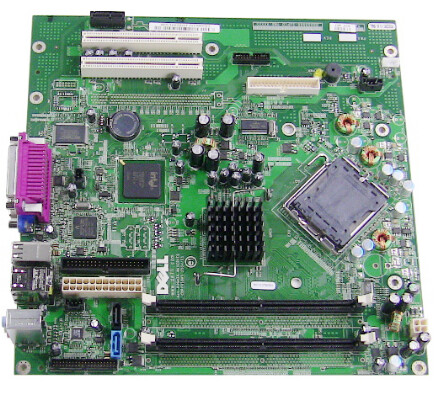 Dell Optiplex GX520 System Board | 0WG233 | WG233