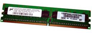 30R5151 | IBM 512MB PC2-4200 Server Memory