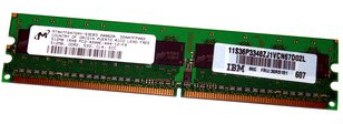 30R5151 | IBM 512MB PC2-4200 Server Memory