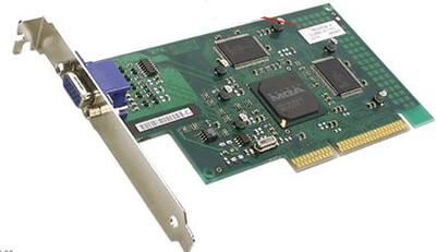 HP AGP 4MB Video Card | 328011-001 | 332887-001