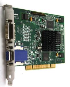 Matrox G45FMDVP32DB  Millenium 32MB PCI Video Card