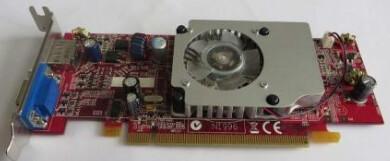 IBM Radeon HD 3470 256MB VGA Display Port | 41U5782 | 64Y4498
