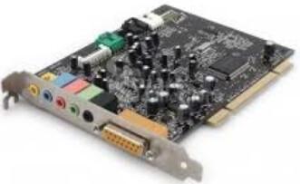 Creative Labs Sound Blaster Card   SB0200