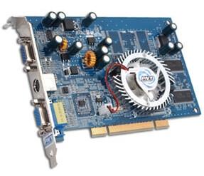 NVIDIA FX5500 Graphic Card | GF05500PUD11G