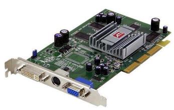 ATI Radeon 9250 128MB Video Card | 1024-RC25-H2-BD