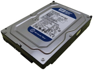 P5JDG | Dell 250GB 7200RPM SATA Hard Drive | 0P5JDG