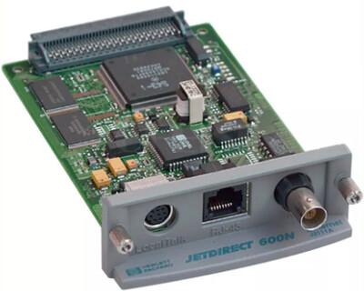 J3111-60002 | J3111A | HP JetDirect 600N Ethernet Network Card