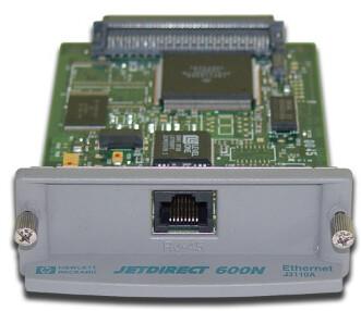 J3110A | J3110-60002 | HP Jetdirect 600N Internal Print Server