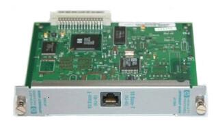 J4106-60002 | J4106A | HP JetDirect 400N NetworK Card