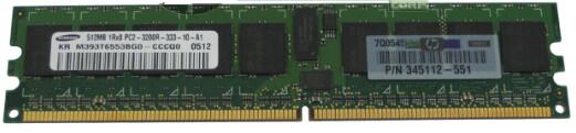 345112-551 | XW8200  | HP 512MB RAM