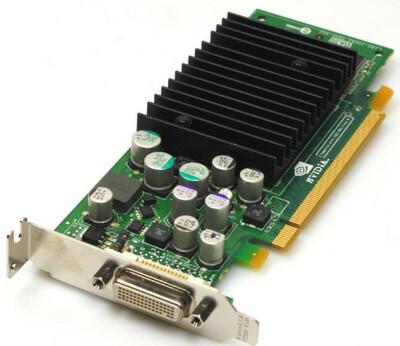 HP Quadro NVS285 128MB Video Card | 396683-001 | 398685-001