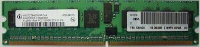 73P3522 |  IBM 1GB(2x512MB) PC2-3200R Ram | 13N1424