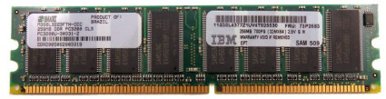 73P2683 | IBM 256MB PC-3200U Ram
