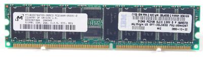 33L5038 | 09N4307 IBM PC2100  512MB Memory