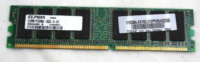 73P2684   Lenovo 512MB PC3200 Ram   38L4378