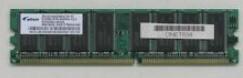 M2U51264DS8HB3G-75B   Elixir 512MB PC2100U Ram