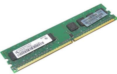 377725-888   HP 512MB PC2-5300 Ram