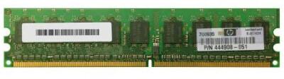 444908-051 | HP 1GB PC2-6400 Ram