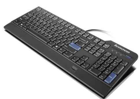 Lenovo USB Fingerprint Keyboard | 04X2609