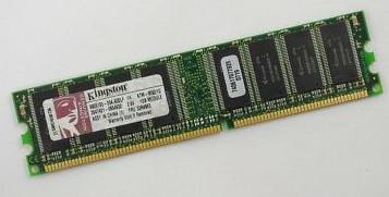 KTM-M50/1G    Kingston 1GB PC-3200 Ram