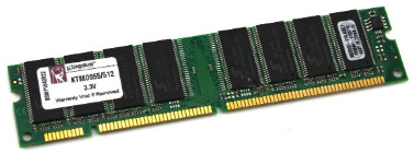 KTM0055/512   Kingston 512MB PC-133 Ram   39P8105