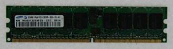 M393T3253FZ3-CCC | Samsung 256MB PC3200R Ram