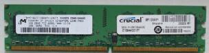MT16HTF12864AY-53EF1   Micron 1GB PC2-4200 Ram