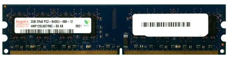 HMP125U6EFR8C-S6 | Hynix 2GB PC2-6400 Ram