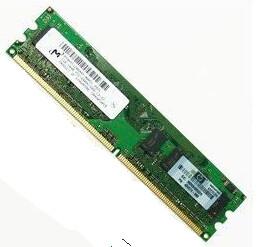 404575-850   HP 2GB PC-26400U Ram   7X0985