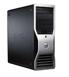 Dell Precision T3500  Xeon Quad Core 2.53GHz Workstation