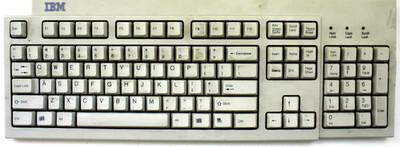 IBM PS/2 Keyboard | 28L1823