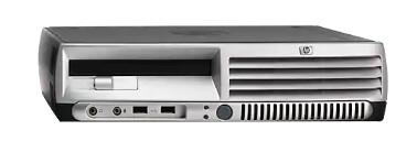 HP Compaq dc7100 P4 2.8GHz Slim Desktop | PN285AW