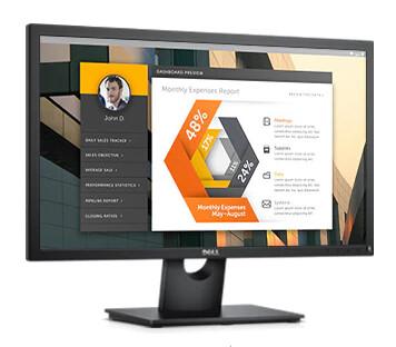 Dell E2417H 24 Inch Monitor | 0XPG0H