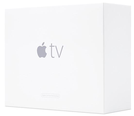 Apple TV 4th Generation| FGY52LL/A