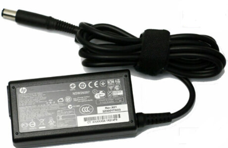696607-001 | HP AC Adapter 2.3A-45W For EliteBook 840 | 696694-001
