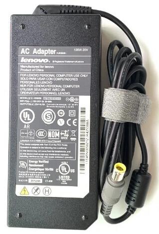 45N0058 | IBM 20V, 6.75A, 135W, AC Adapter | 45N0059