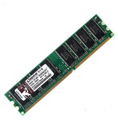 KVR400X64C3A/512   Kingston 512MB 400MHZ PC3200 Desktop Memory